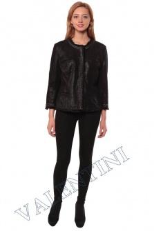 Женская кожаная куртка STELLA DORO 14255 – 1