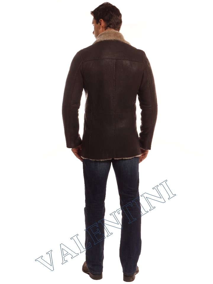 Мужская дубленка VALENTINI 941-1 - 5