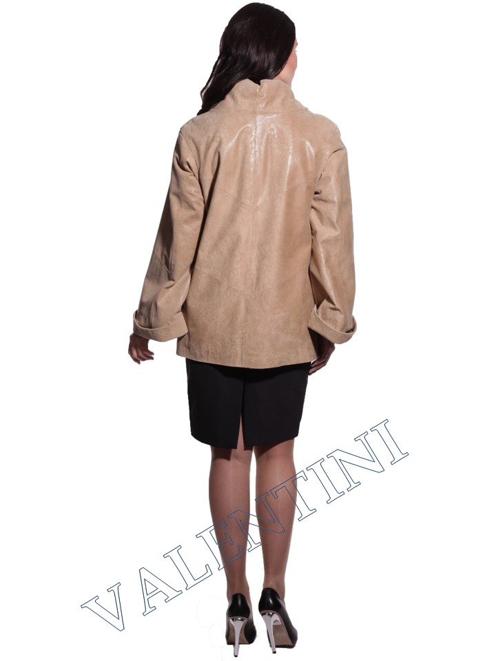 куртка кожаная STELLA DORO 3283 - 4