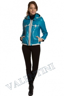 Кожаная куртка VALENTINI 2253-1 – 1