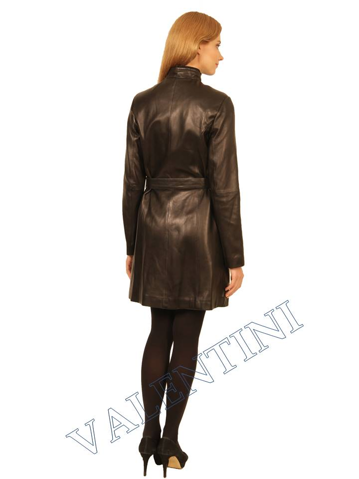 Куртка кожаная SUED MOD 1886 - 2