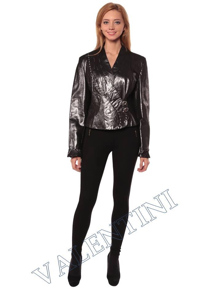 Женская кожаная куртка STELLA DORO 3113 - 1