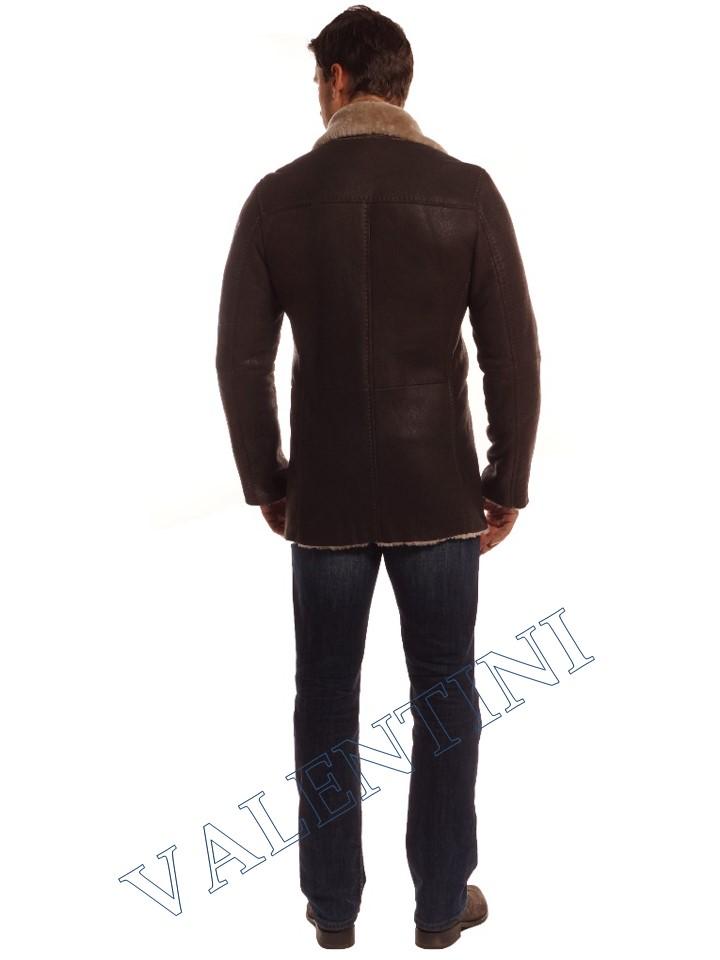 Мужская дубленка VALENTINI 941-1 - 4