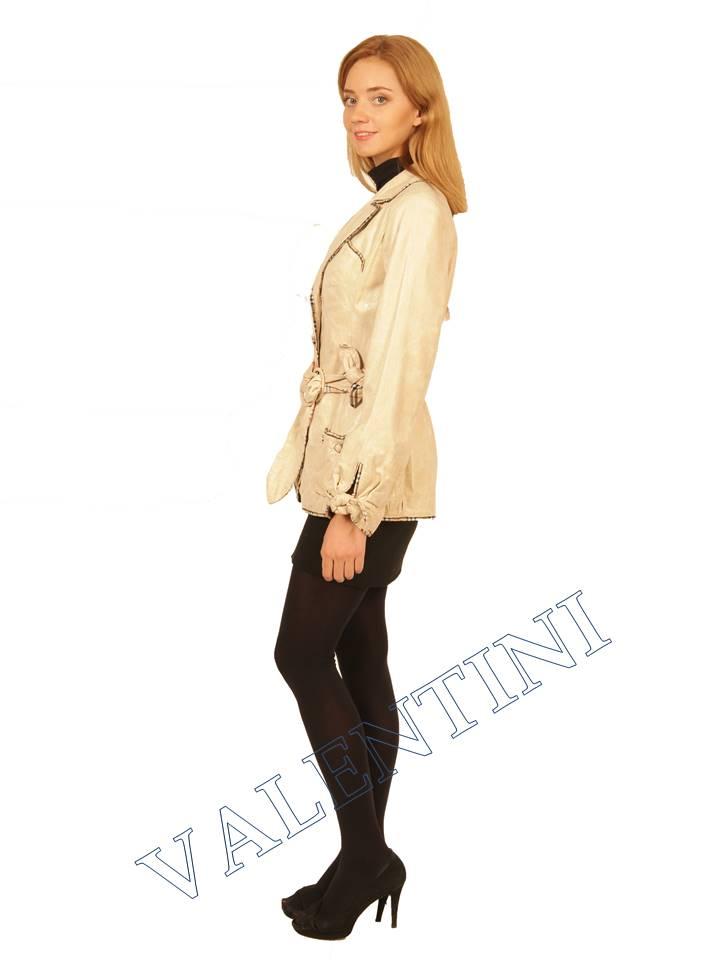 куртка кожаная PANTERREZ 9014 - 4