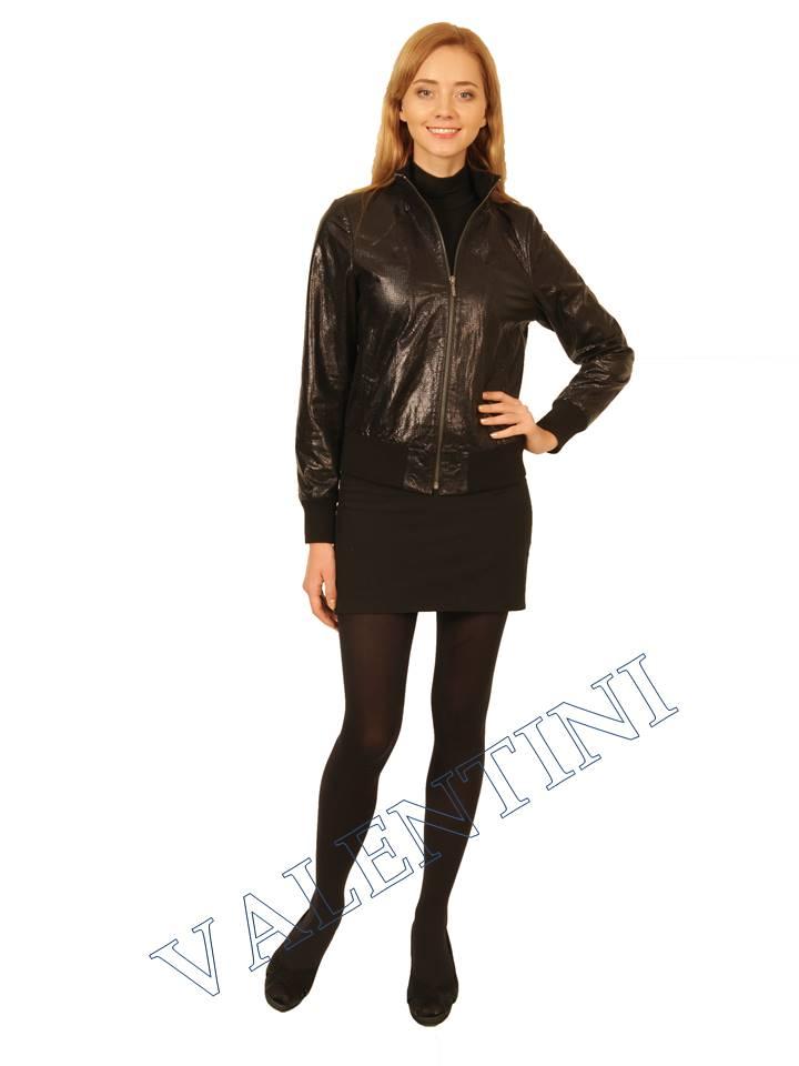 Куртка кожаная VALENTINI 2232 - 4