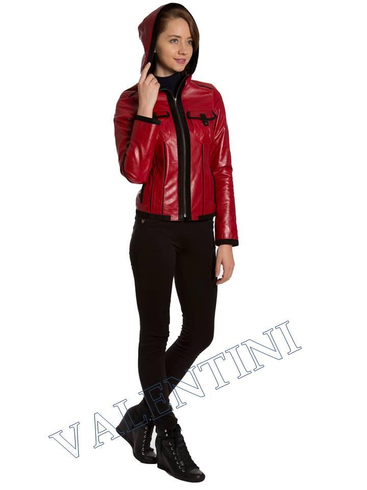 Кожаная куртка VALENTINI 2253 - 6