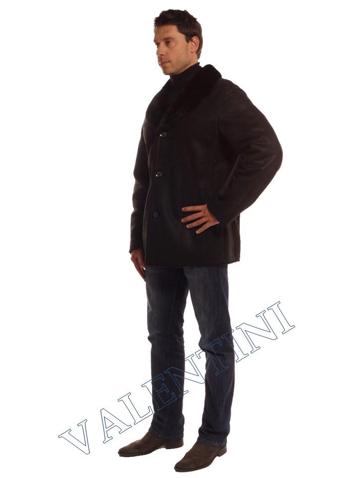 Мужская дубленка VALENTINI 919 - 5