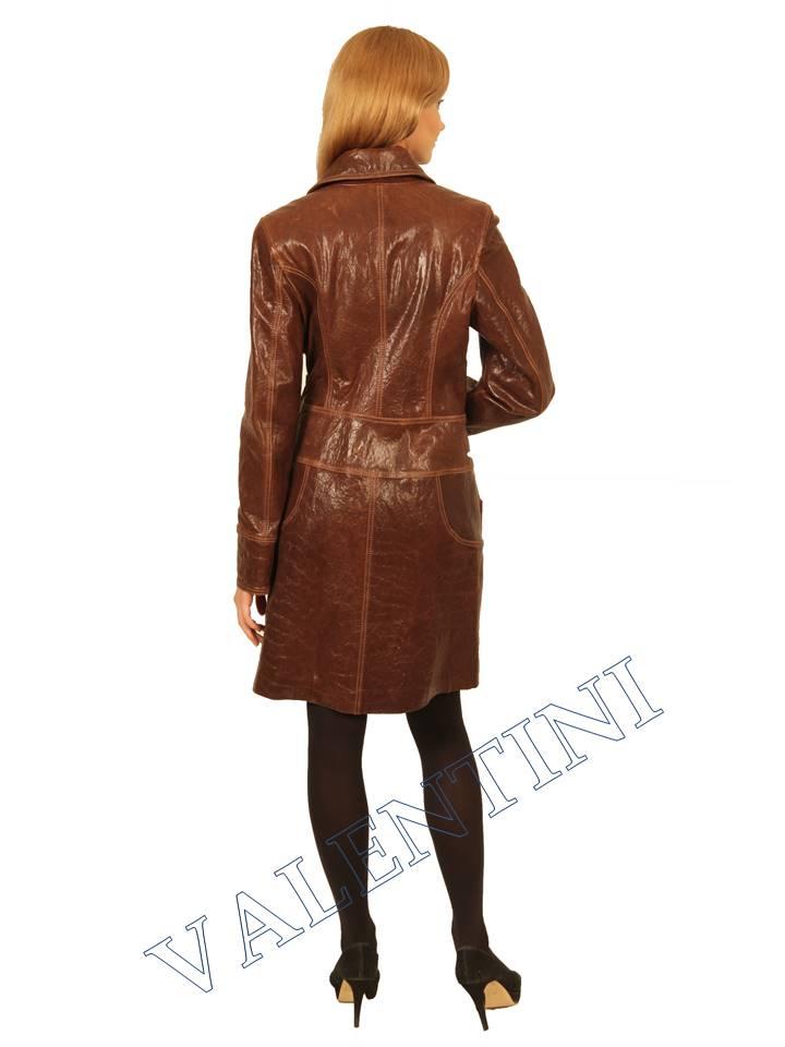 Куртка кожаная VALENTINI 2066 - 4