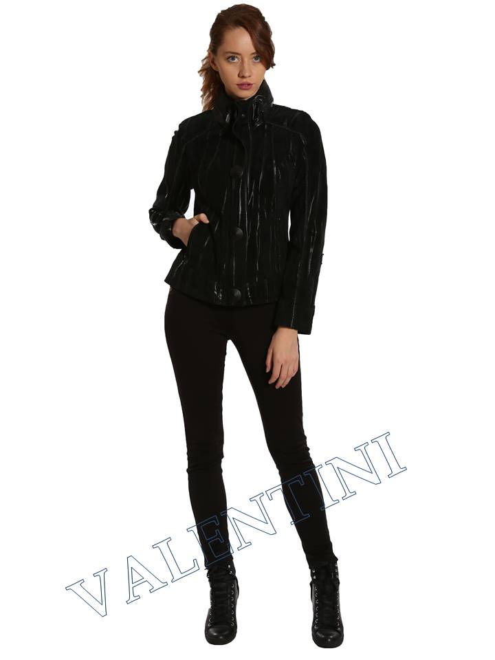 Замшевая куртка VALENTINI 2192 - 2