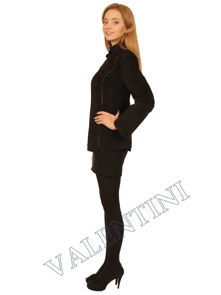 куртка кожаная STELLA DORO 5372 - 5