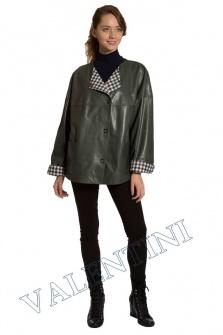 Кожаная куртка VALENTINI 017-116 – 1
