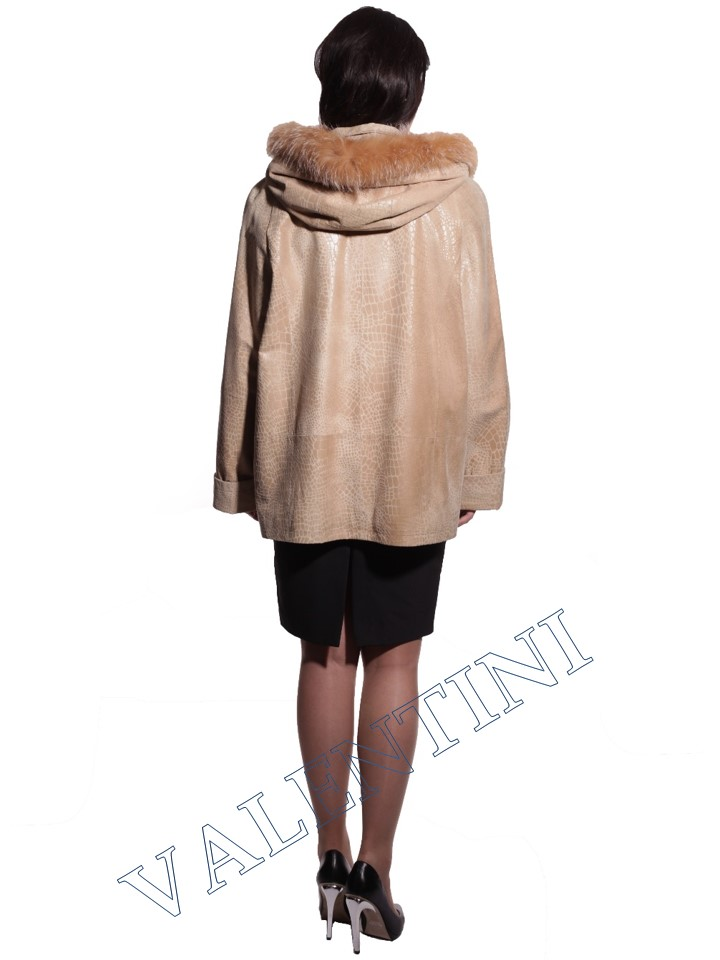 Куртка кожаная STELLA DORO 3775 - 6