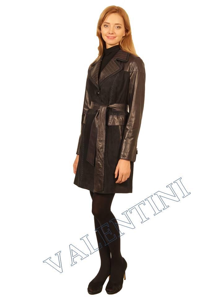 Кожаная куртка PANTERREZ 3040 - 5