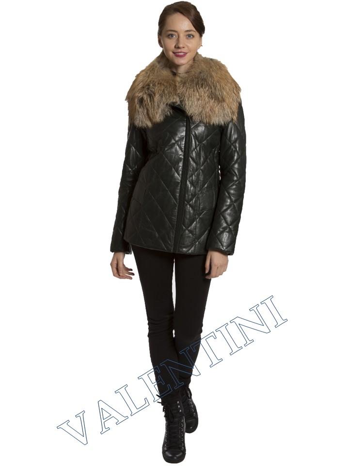 Кожаная куртка GALOPPI 5015-70 - 1