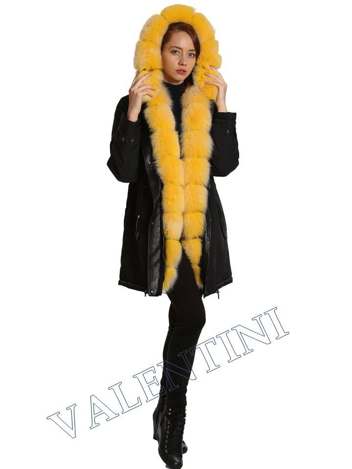Куртка VALENTINI парка - 6