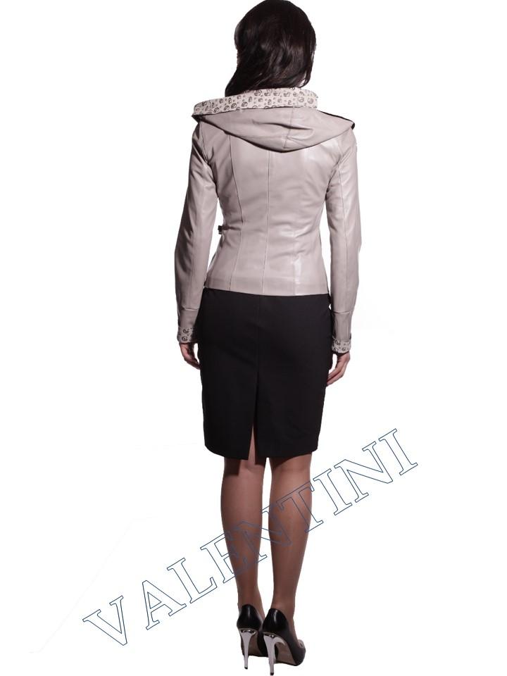 Куртка кожаная VALENTINI 016-105-1 - 2