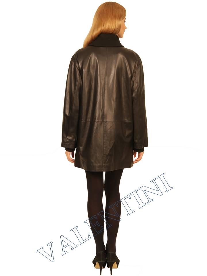 Куртка кожаная SUED MOD 2112 - 4
