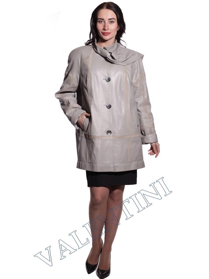 Кожаная куртка PANTERREZ 332 - 1