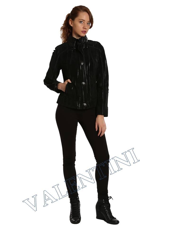 Замшевая куртка VALENTINI 2192 - 3