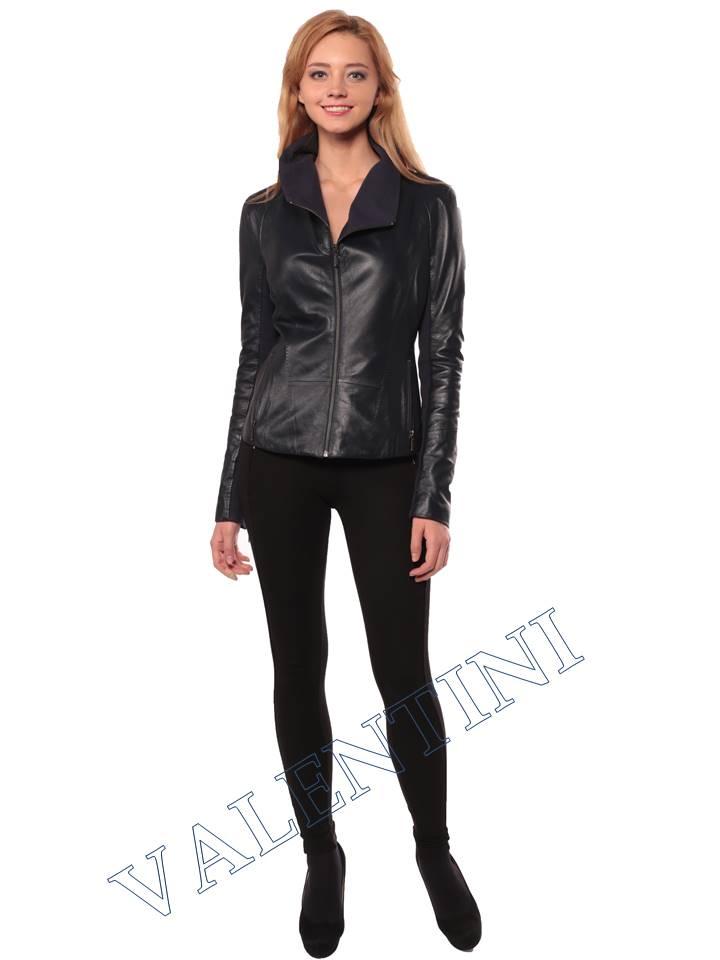 Женская кожаная куртка SARTORI DODICI 245 - 3