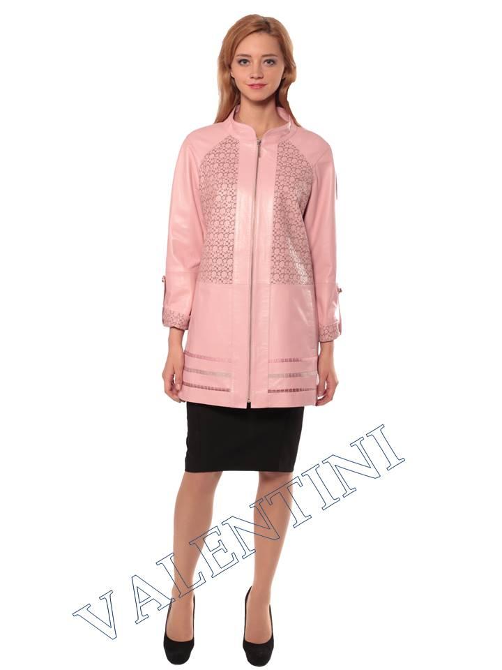 Женская кожаная куртка PANTERREZ 3124 - 1