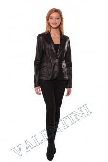 Женская кожаная куртка SUED MOD faustina – 1