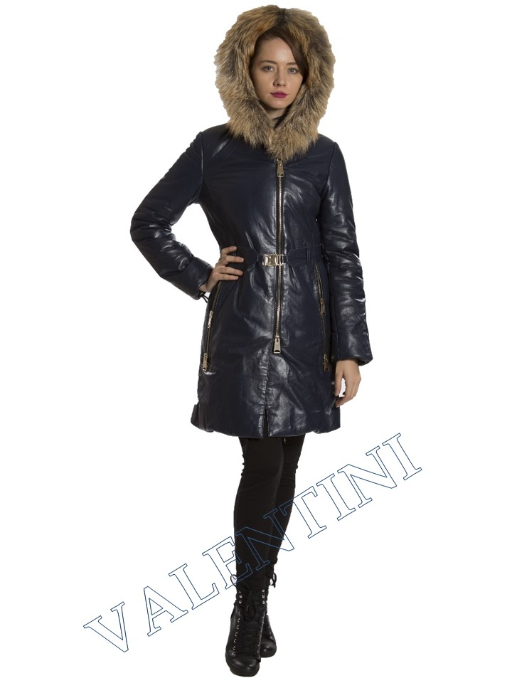 Кожаная куртка GALOPPI 5013 - 3