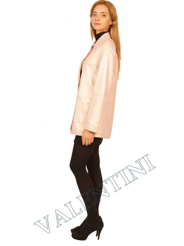 Куртка кожаная SUED MOD 01576 - 3