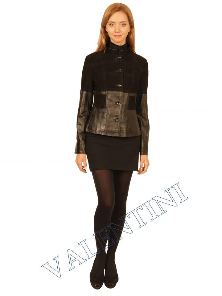 Кожаная куртка PANTERREZ 2069 - 1