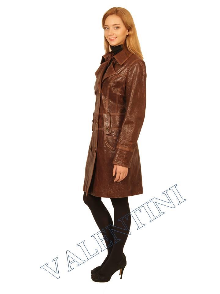 Куртка кожаная VALENTINI 2066 - 3