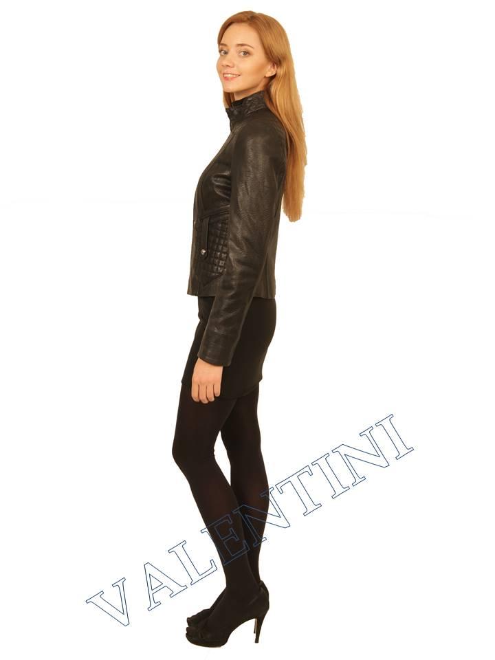 Куртка кожаная VALENTINI 2080 - 3