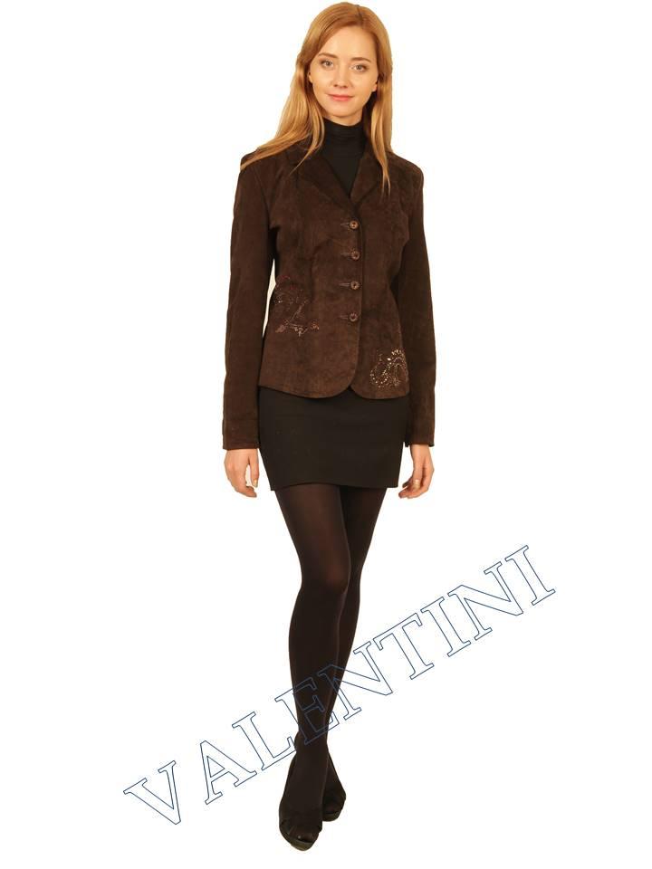Пиджак кожаный STELLA DORO 5820 - 3