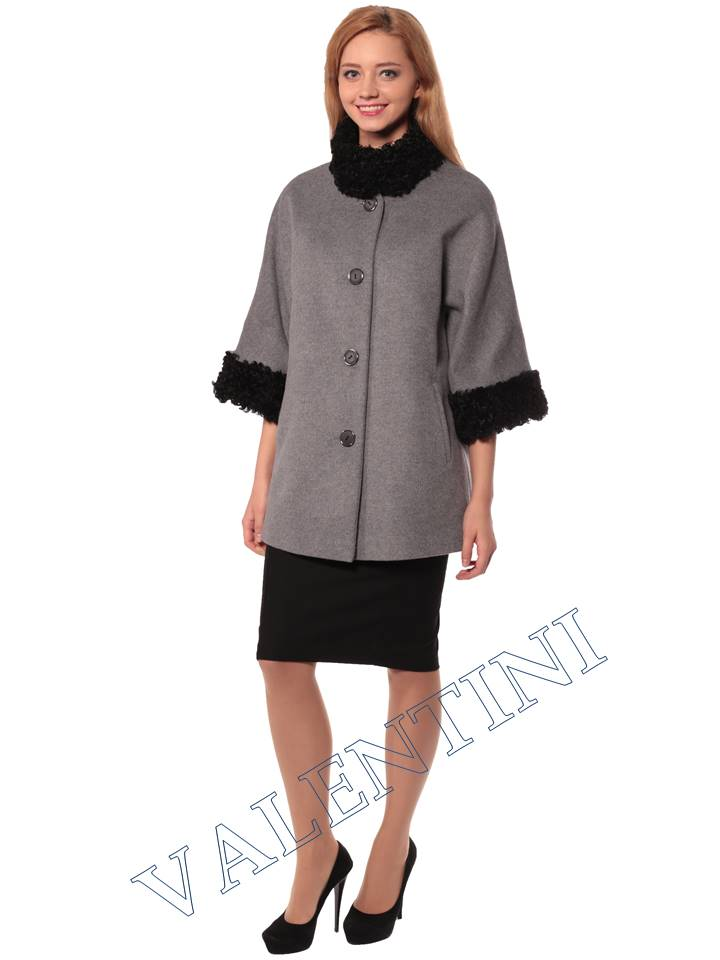 Женская кожаная куртка VALENTINI 3955 - 2