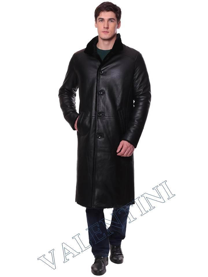 Мужская дубленка VALENTINI 909-115 - 2