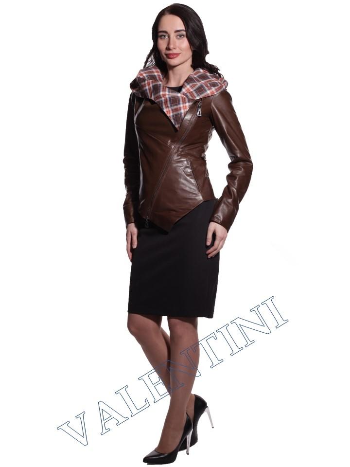 Куртка кожаная VALENTINI 016-105 - 5