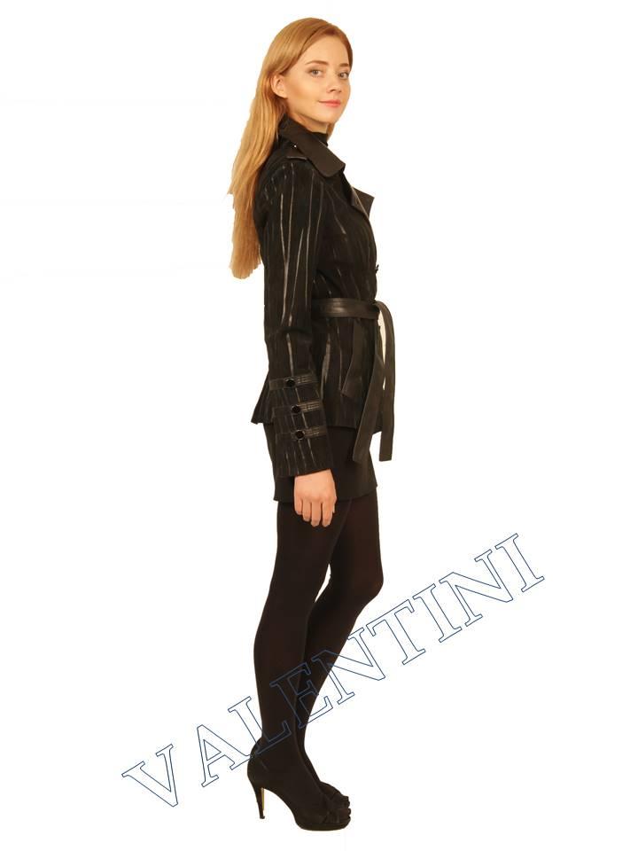 Куртка кожаная VALENTINI 2190 - 5