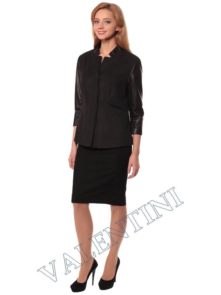 Женская кожаная куртка SARTORI DODICI 392 - 5