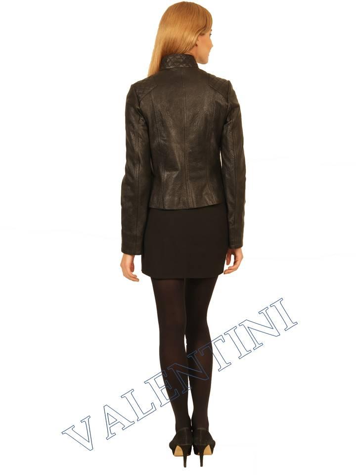 Куртка кожаная VALENTINI 2080 - 5