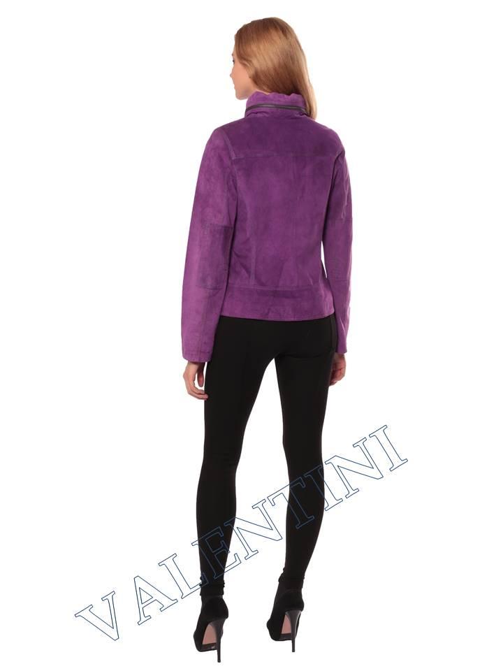 Женская кожаная куртка VALENTINI 2192 - 5