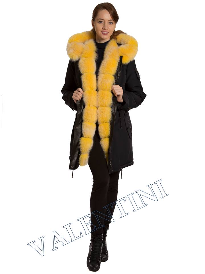 Куртка VALENTINI парка - 2