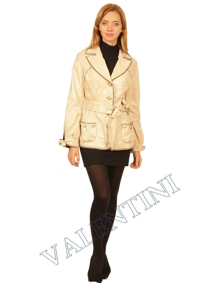 куртка кожаная PANTERREZ 9014 - 1
