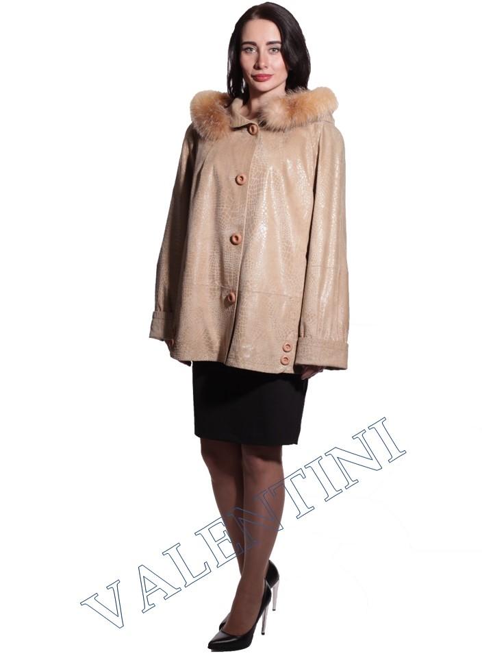 Куртка кожаная STELLA DORO 3775 - 5