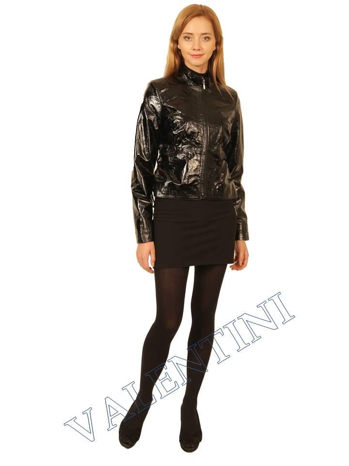 Куртка кожаная VALENTINI 010 - 5