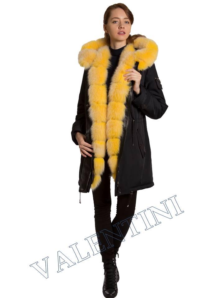 Куртка VALENTINI парка - 3