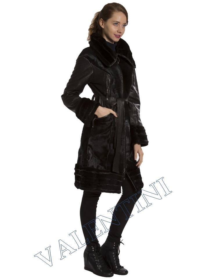 Женское пальто PANTERREZ 633 - 4