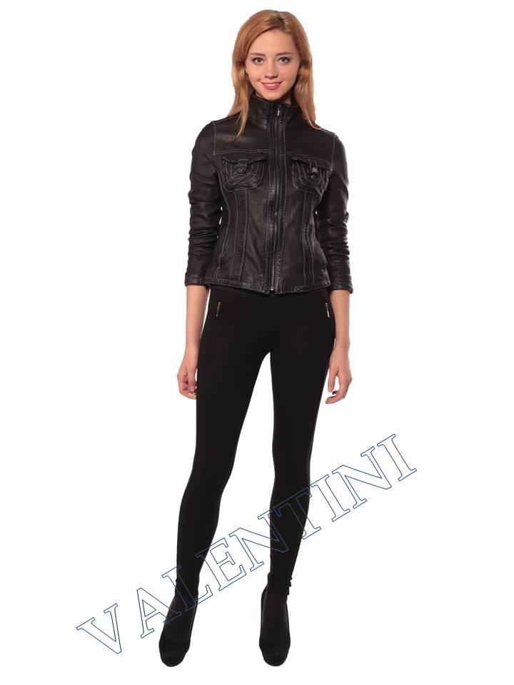 Женская кожаная куртка PANTERREZ 207 - 1