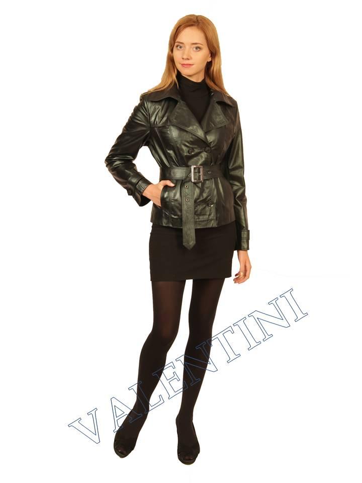 Куртка кожаная VALENTINI L-30(65)