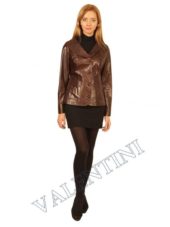 Куртка кожаная PANTERREZ 2094
