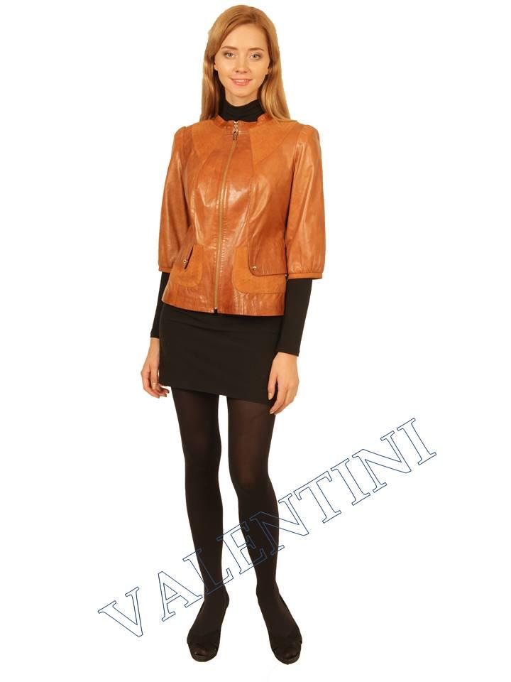 куртка кожаная PANTERREZ 2097 - 5