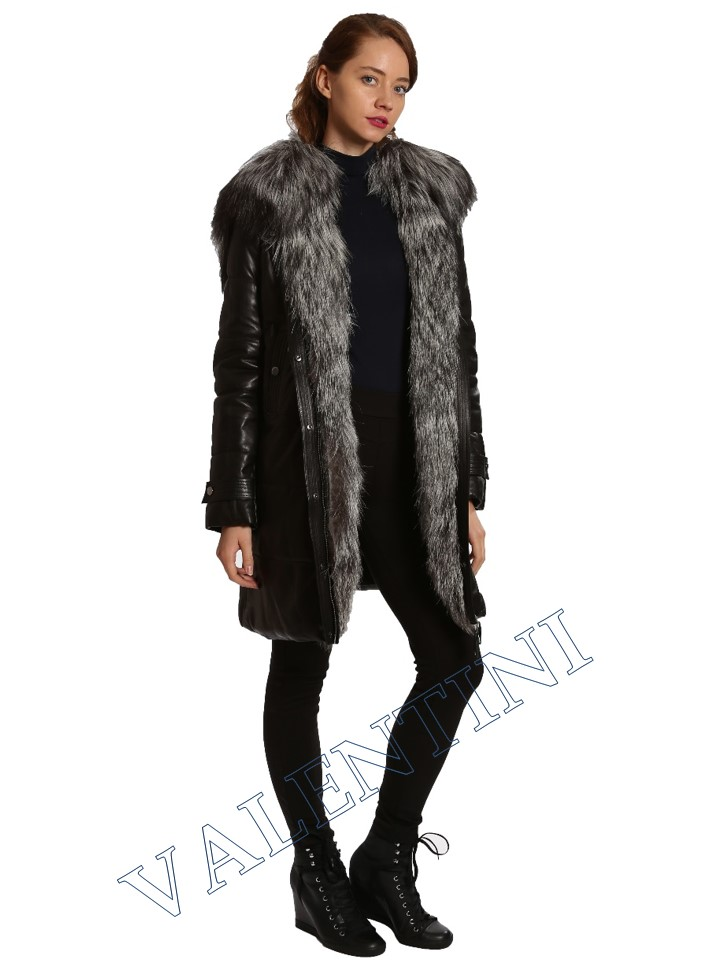 Кожаная куртка PANTERREZ 548 - 5